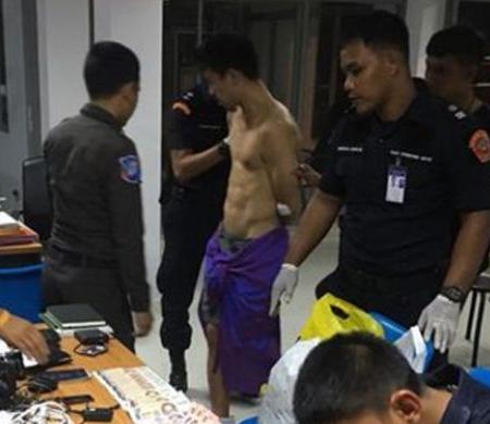 Viagra'yı fazla kaçıran yolcu havalimanını birbirine kattı
