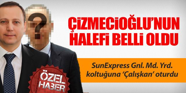 SUNEXPRESS'TE YÖNETİME YENİ İSİM