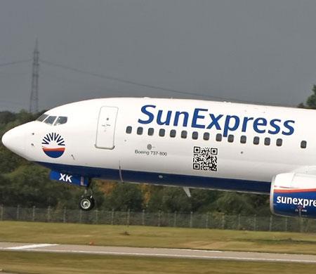 Sunexpress Ordu-Giresun'u uçuracak
