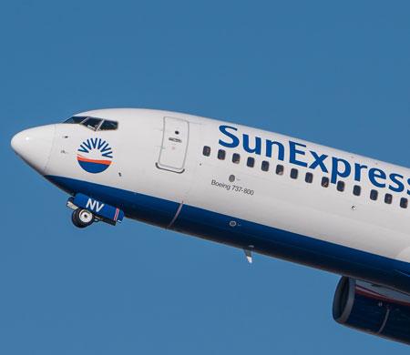 En emniyetli şirket Sunexpress oldu