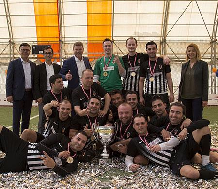 SunExpress CUP'ta şampiyon Cabin Fire oldu