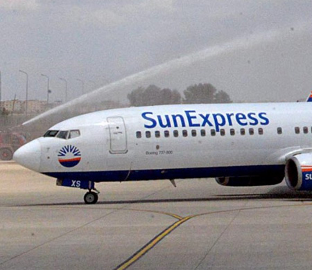SunExpress'ten yeni destinasyonlar