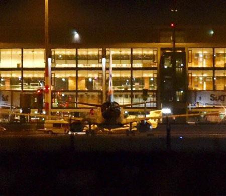 Sunexpress uçağı acil iniş yaptı