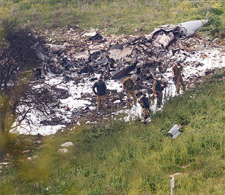 Suriye'den uçak açıklaması