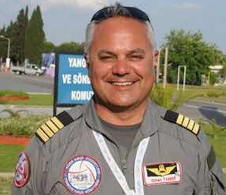 AtlasGlobal pilotu Tamer Kaptan'dan samimi anons