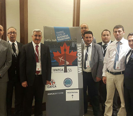 IFATCA toplantısı başladı
