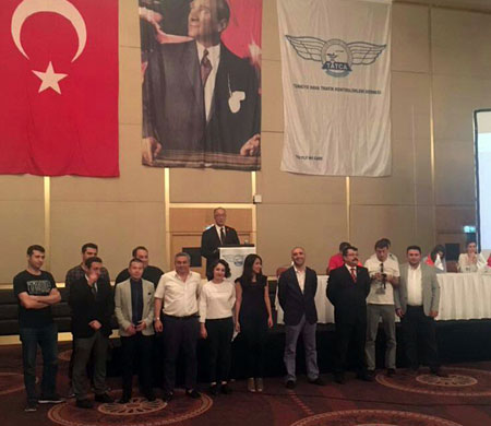 TATCA'da Genel Kurul'u kazanan liste belli oldu