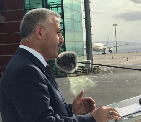 TAV Gürcistan'da yeni etabın açılışını yaptı