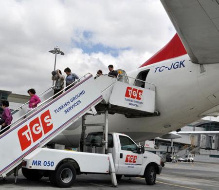 Türk Hava Yolları TGS'den 25 personel alacak