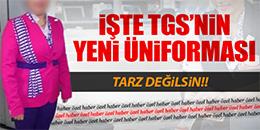 İŞTE TGS'NİN YENİ KIYAFETİ