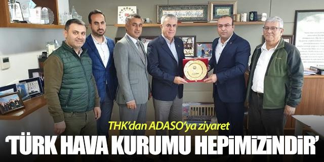 """""""Türk Hava Kurumu hepimizindir"""""""