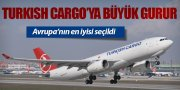 TURKISH CARGO ZİRVEYE ÇIKTI