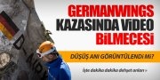 GERMANWINGS KAZASINDA VİDEO BİLMECESİ