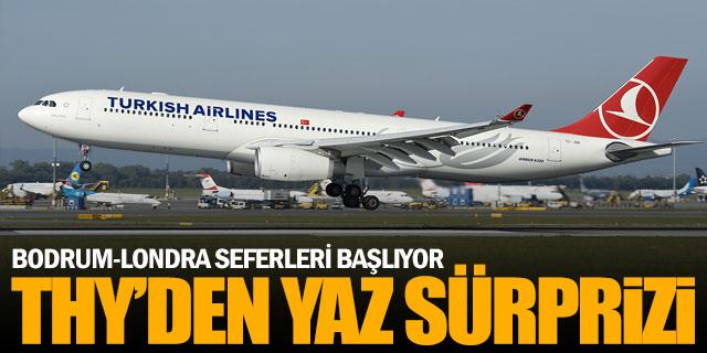 Türk Hava Yolları'ndan yaz sürprizi