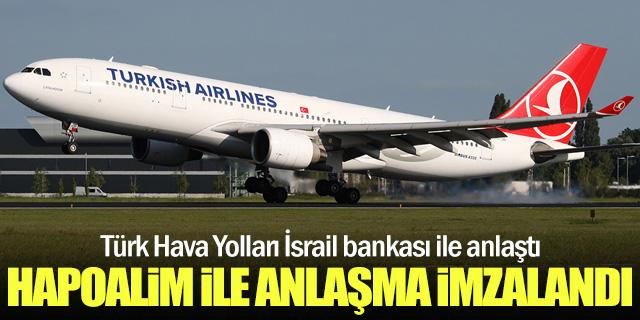 THY ile İsrail bankası ortak uçuş-kredi kartı için anlaştı