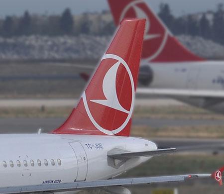 Türk Hava Yolları yüzlerce seferini iptal etti