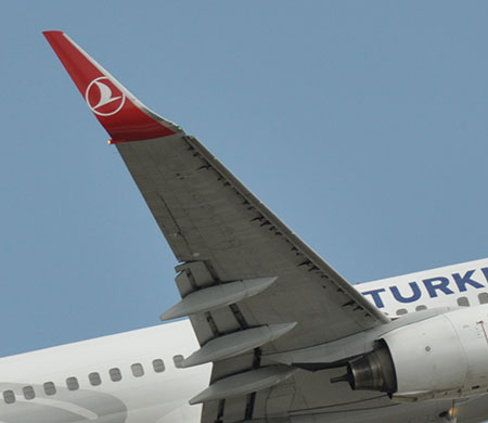 THY uçağı Anadolujet'e transfer oldu