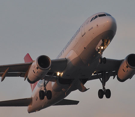 THY uçağına bomba rötarı