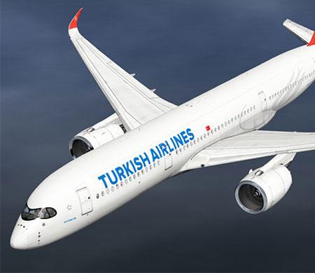 THY 40 adet A350 için Airbus'la masaya oturdu