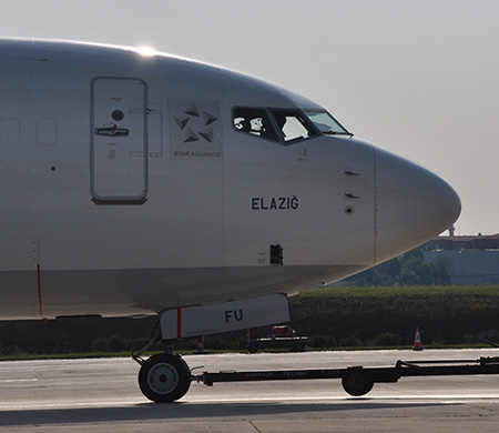 THY'nin Moskova uçağı İstanbul'a indi