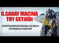 THY DORTMUND'U İSTANBUL'A GETİRDİ