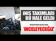 THY'NİN İNİŞ TAKIMLARI BU HALE GELDİ!