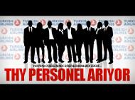 TÜRK HAVA YOLLARI PERSONEL ARIYOR