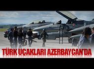 TÜRK HAVA KUVVETLERİ EKİPLERİ BAKÜ'YE GİTTİ