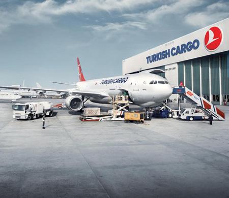 Turkish Cargo hız kesmiyor