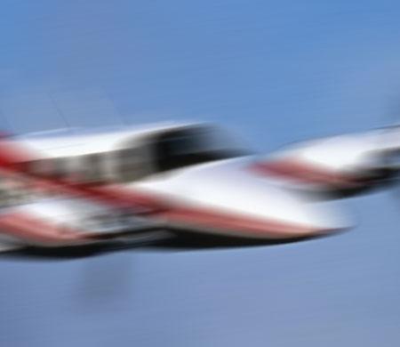 Fransa'da uçak kazası: 4 kişi öldü