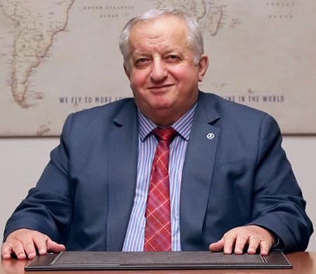SON DAKİKA | THY Teknik Genel Müdürü Ahmet Karaman vefat etti