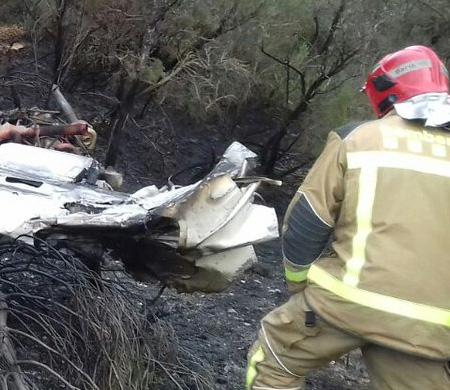 İspanya'da uçak kazası; 3 ölü