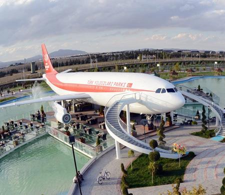 konya uçak restoran ile ilgili görsel sonucu