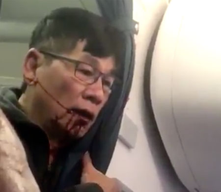 United Airlines Ceo'sundan skandal mektup