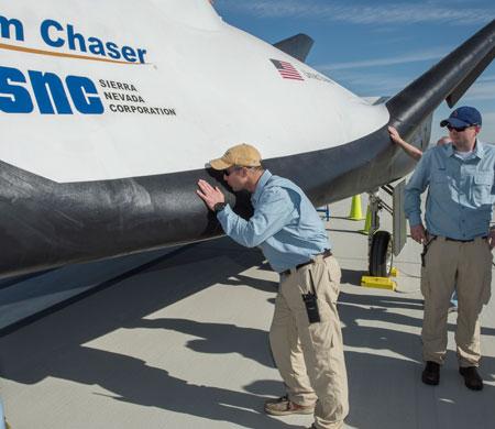 Dream Chaser uzay yolculuğuna bir adım daha yaklaştı