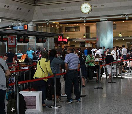 İstanbul 90 milyon yolcuyu ağırladı