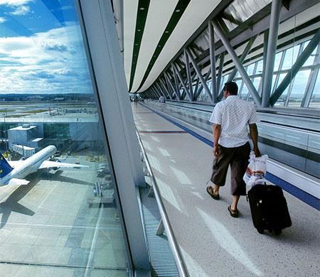Yolcuyu havalimanına terminal işletmecisi getirecek