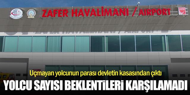 Zafer Havalimanı devlete zarar yazdı